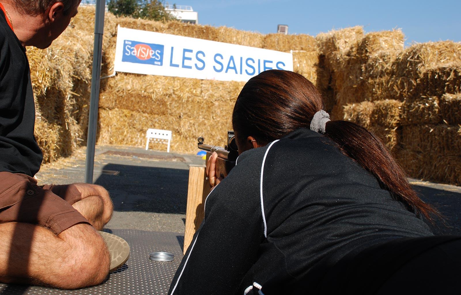Le biathlon de l'ESF