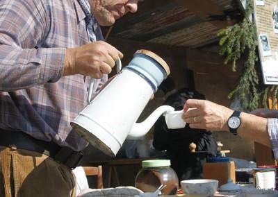 Café à l'ancienne