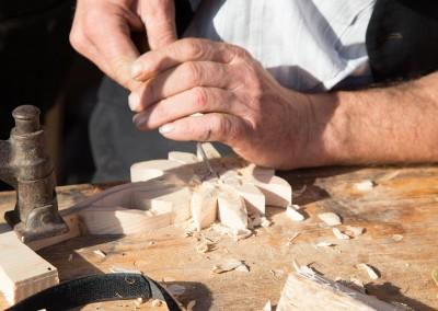 Vieux métiers - Sculpteur
