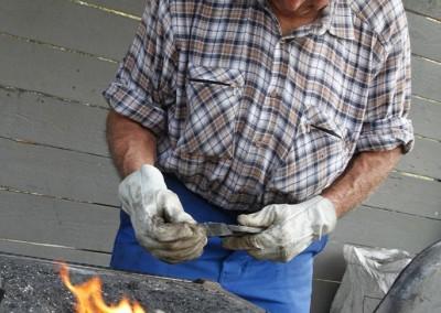 Vieux métiers - Forge