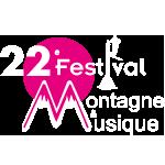 Logo festival montagne & Musique