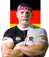 BRAUN Dirk Bûcheron
