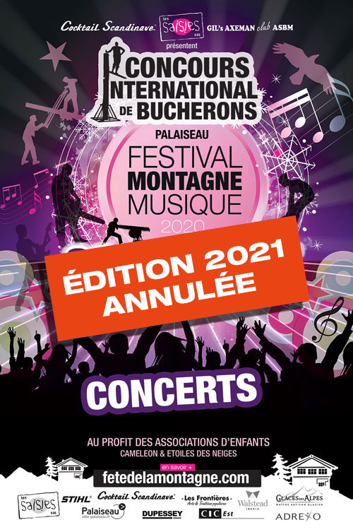 Festival Montagne et musique annulé
