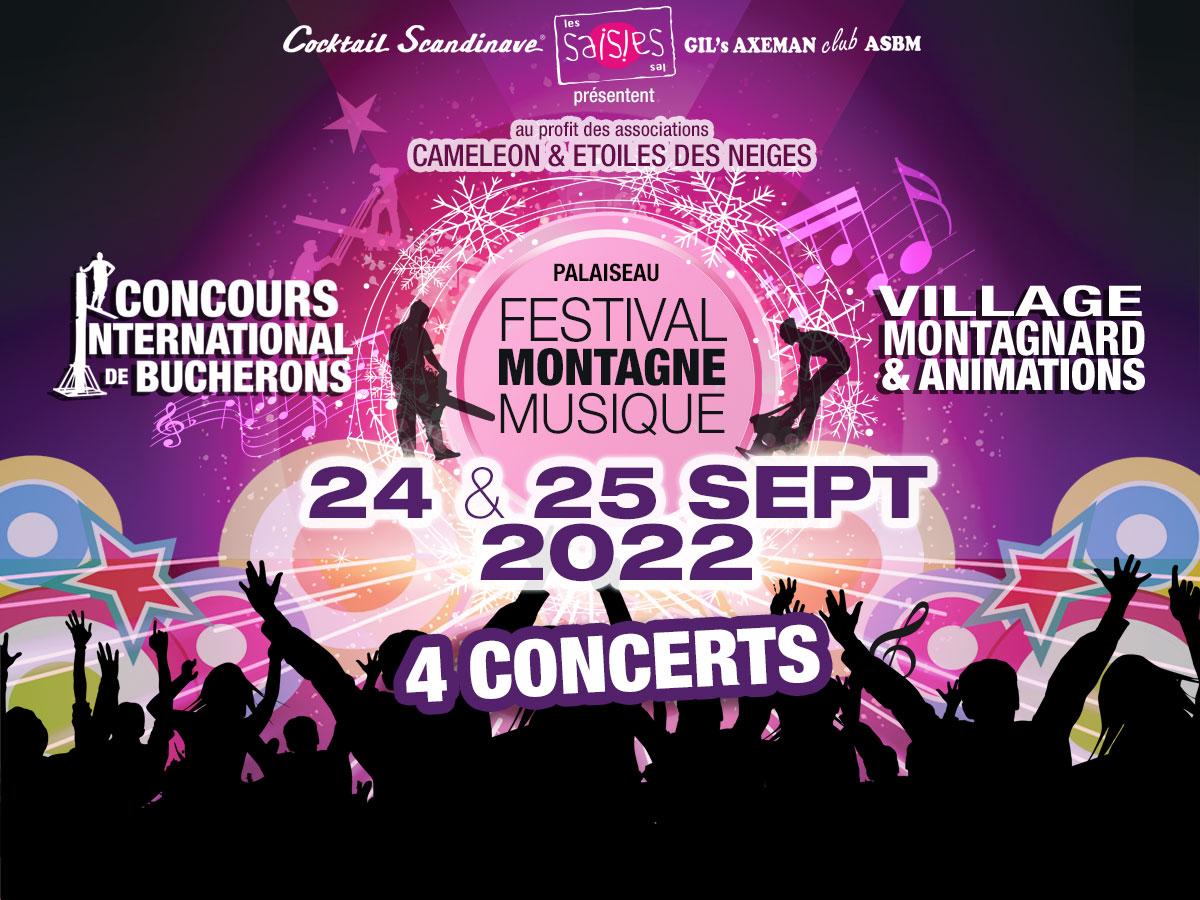 Festival Montagne & musique
